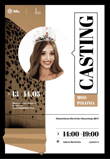 Eliminacje do Miss Polonia Woj. Warmińsko - Mazurskiego 2017