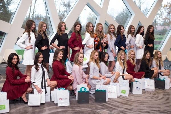 Konferencja prasowa Miss Polonia 2016 w Hotelu Narvil