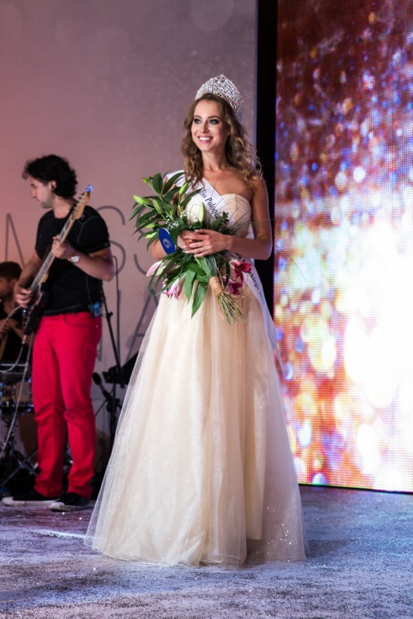 Agata Drywa została Miss Polonia Województwa Łódzkiego 2016