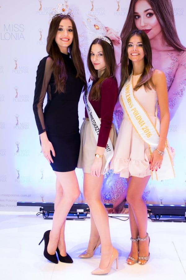 Ewa Ostrowska została Miss Polonia Województwa Świętokrzyskiego