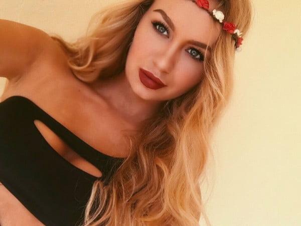 Natalia Popis na zgrupowaniu Miss Intercontinental w Egipcie