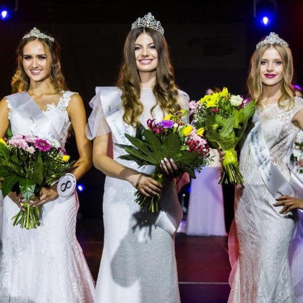Martyna Górak została Miss Polonia - Ziemia Radomska 2018