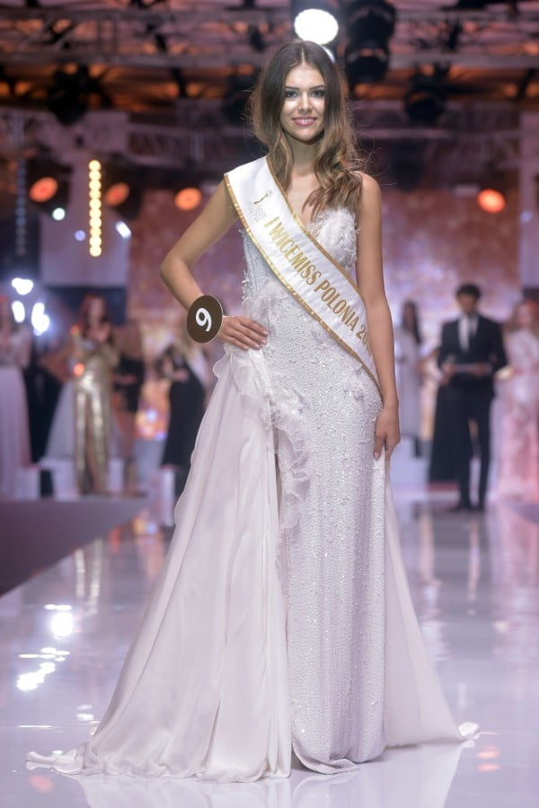 Dominika Szymańska na wybory Miss Earth 2017