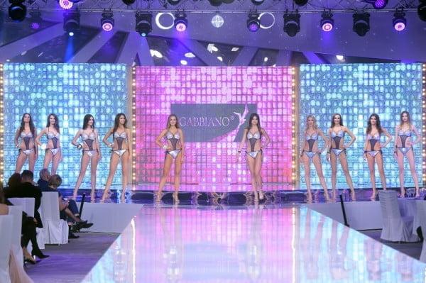 Kandydatki na Miss Polonia w specjalnej kolekcji bikini marki Gabbiano