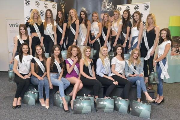 Prezentujemy finalistki 40. edycji konkursu Miss Polonia 2018