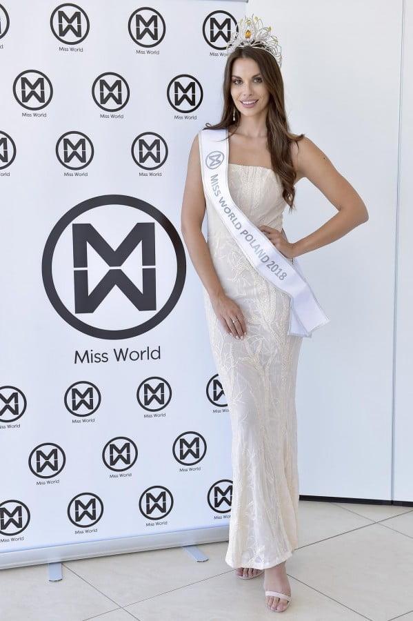 Agata Biernat, Miss Polonia 2017 reprezentantką Polski w Miss World 2018
