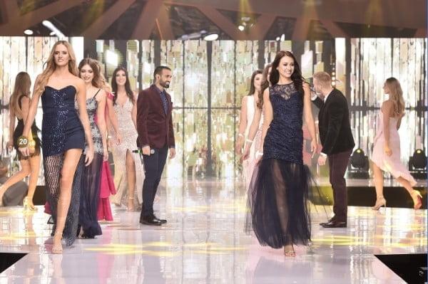 Pokaz marki PINA i LOVET na gali finałowej Miss Polonia 2018