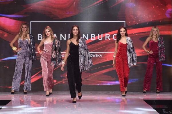 Premiera kolekcji Brandenburg na finale konkursu Miss Polonia 2018
