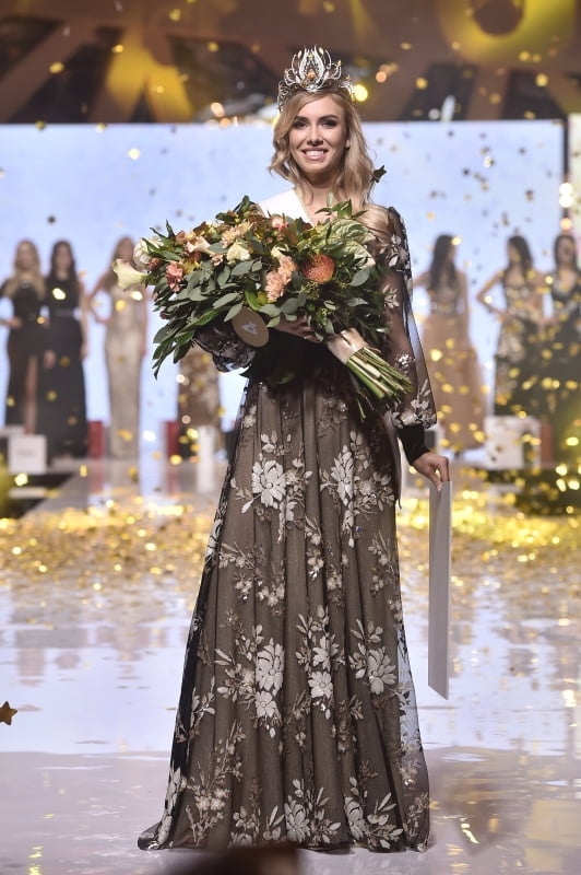 Milena Sadowska została 40. w historii Miss Polonia 2018