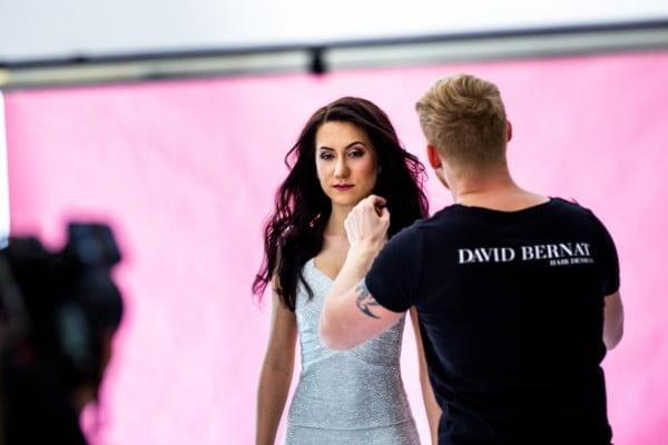 Za kulisami sesji zdjęciowej Miss Polonia Województwa Łódzkiego