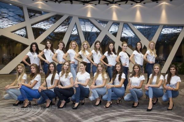Próby do gali finałowej Miss Polonia 2016