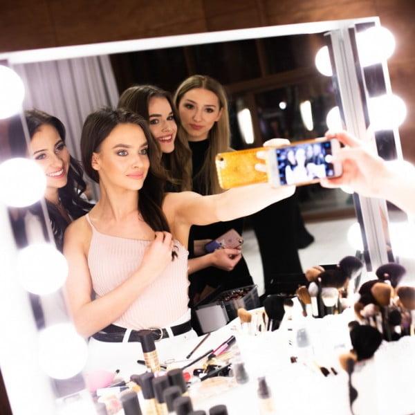 Warsztaty makijażu Delia Cosmetics x Miss Polonia 2018