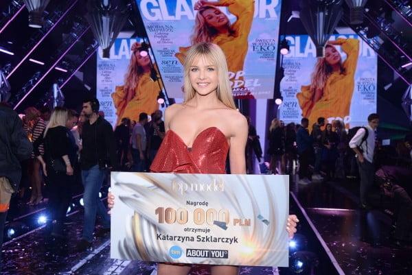 Kasia Szklarczyk, top5 Miss Polonia 2016 wygrała 7. edycję Top Model