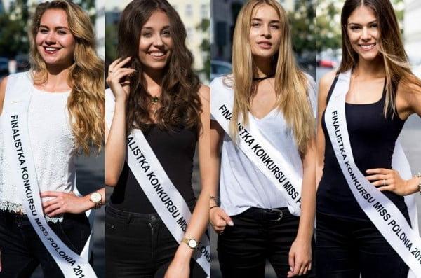 Znamy finalistki konkursu Miss Polonia 2016