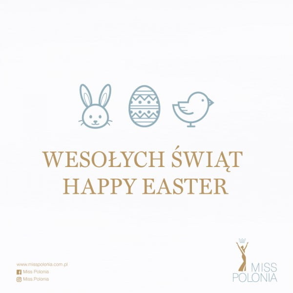 Wesołych Świąt Wielkanocnych