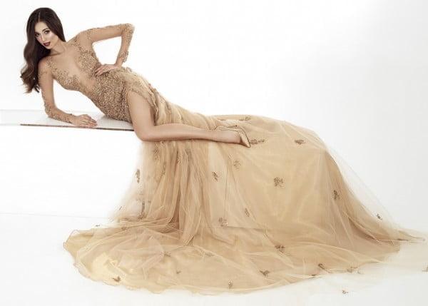 Oficjalne zdjęcia Izabelli Krzan jako Miss Polonia