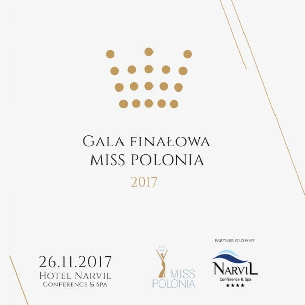 Ruszyła sprzedaż biletów na finał Miss Polonia 2017