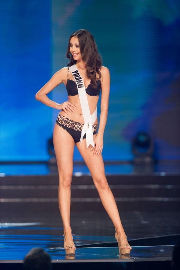 Preeliminacje Miss Universe z udziałem Izabelli Krzan