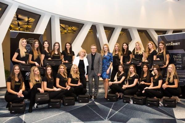 Warsztaty VitaDiet Polska w ramach Miss Polonia 2018