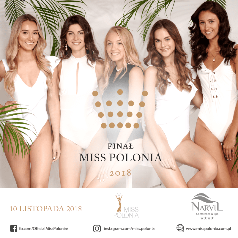 Wielki finał Miss Polonia już 10 listopada! Rozpoczynamy głosowanie na Miss Publiczności