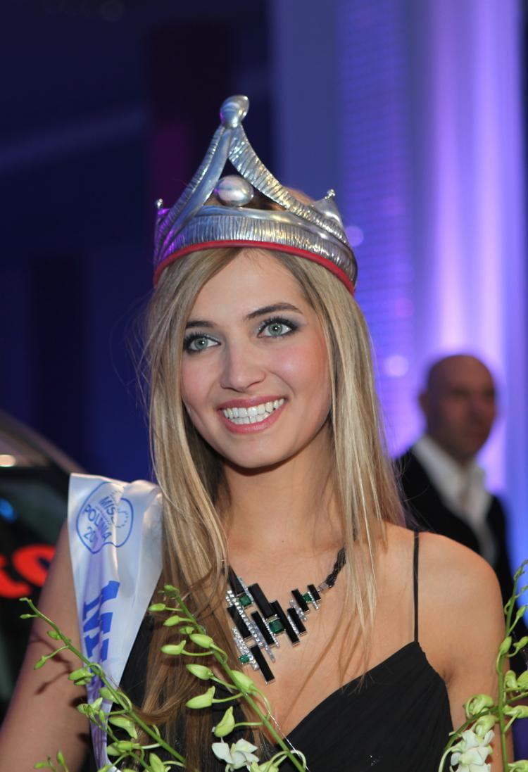 Miss Polonia - Rozalia Mancewicz