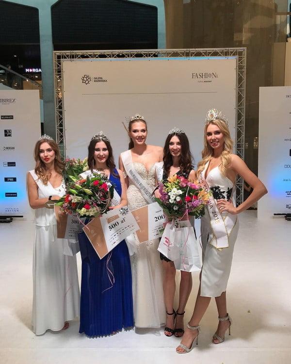 Miss Polonia Województwa Warmińsko-Mazurskiego została Oksana Terebieniec