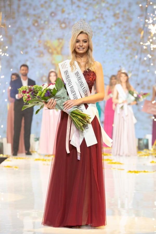 Nową Miss Polonia Województwa Łódzkiego została Karolina Bielawska