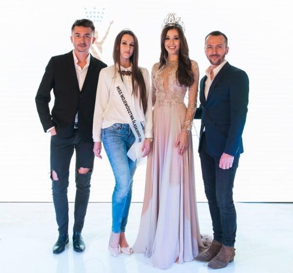 Marta Fron wygrała casting Miss Polonia w Galerii Katowickiej
