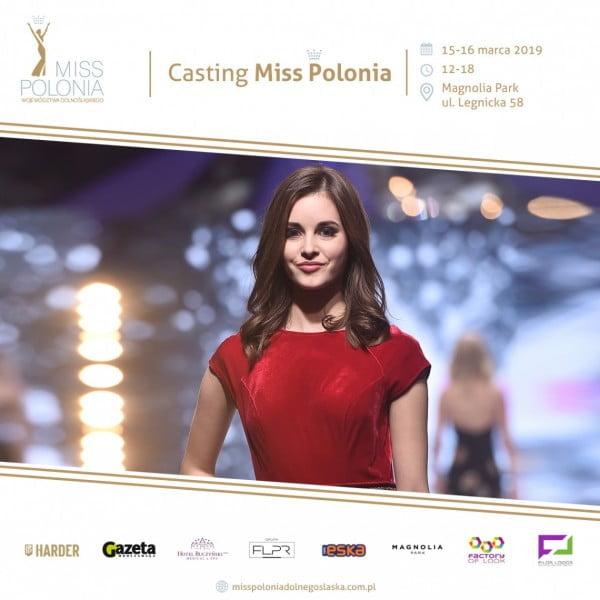 Casting na Miss Polonia 2019 we Wrocławiu