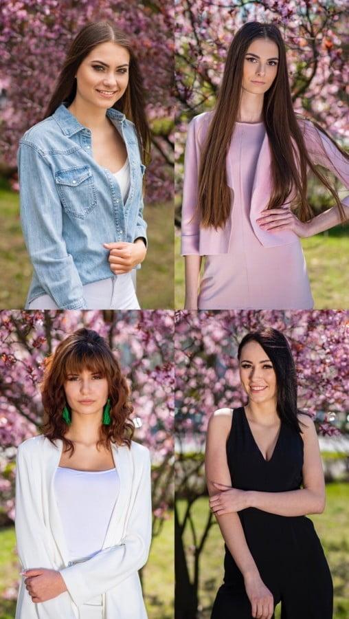 Finalistki Miss Polonia Województwa Kujawsko-Pomorskiego 2019