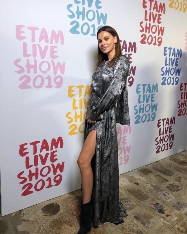 Agata Biernat na Etam Live Show 2019