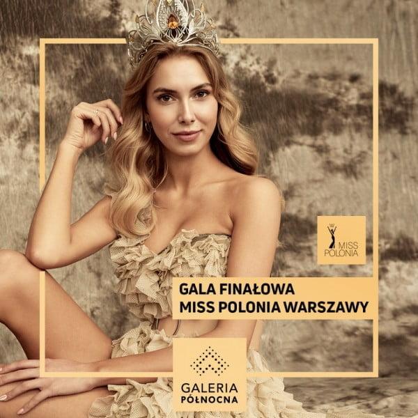 Zapraszamy na galę finałową Miss Polonia Warszawy 2019