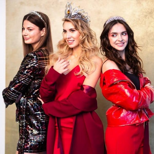 Backstage oficjalnej sesji laureatek Miss Polonia 2018