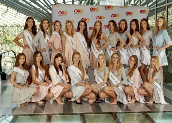 Prezentujemy zdjęcia finalistek Miss Polonia 2017