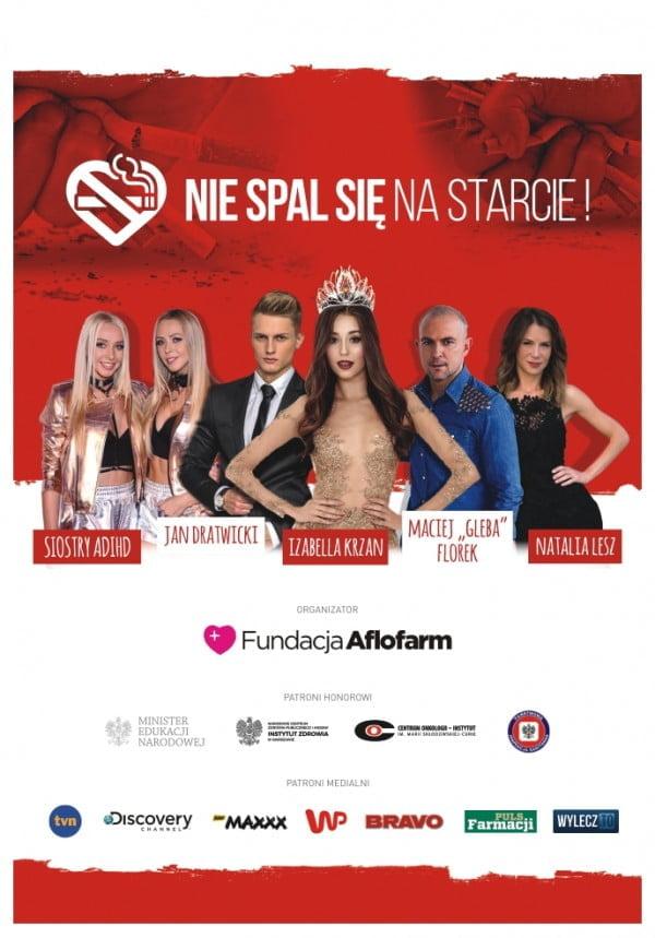 Izabella Krzan ambasadorką kampanii