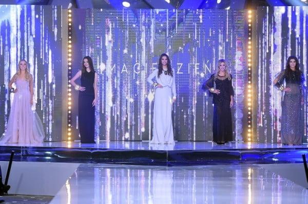 Kolekcja Macieja Zienia na gali Miss Polonia 2017