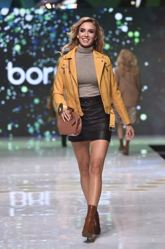 Marka Born2Be zaprezentowała swoją kolekcję na gali Miss Polonia