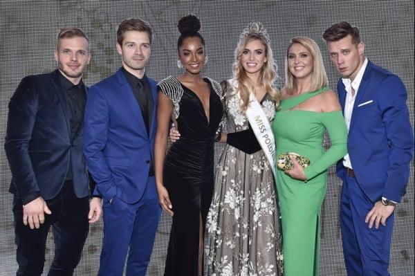 Gwiazdy i goście 40. gali finałowej konkursu Miss Polonia 2018