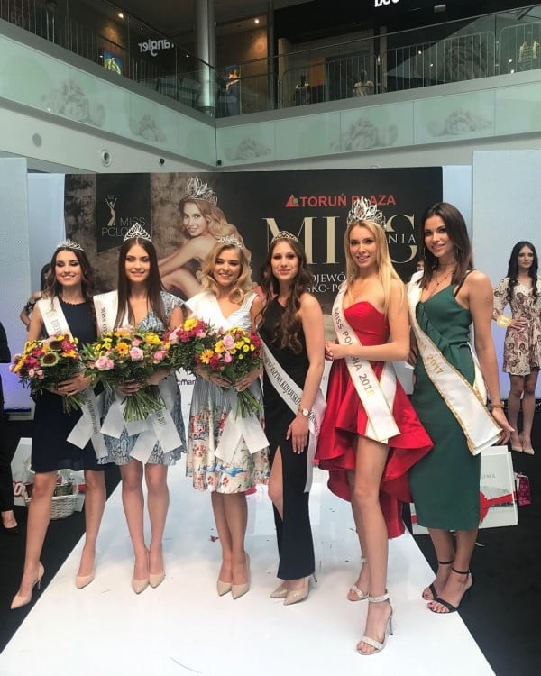 Miss Polonia Województwa Kujawsko-Pomorskiego została Oliwia Łucka