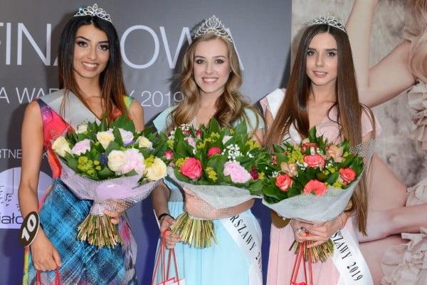 Finał Miss Polonia Warszawy 2019