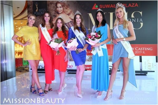 Finałowy casting Miss Polonia Województwa Podlaskiego