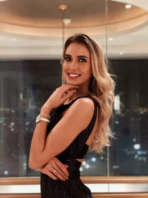 Milena Sadowska, Miss Polonia 2018 z wizytą w Tajlandii