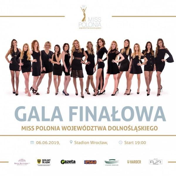 Finalistki Miss Polonia Województwa Dolnośląskiego 2019