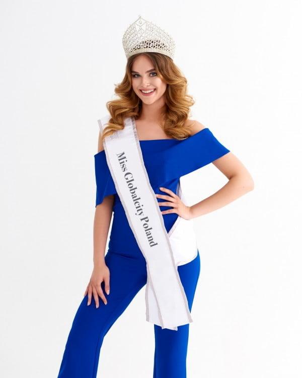 Natalia Zawiślak reprezentantką Miss Polonia na Miss Global City