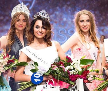 Aleksandra Śmiałkowska - Miss Polonia Studentek Łodzi 2016