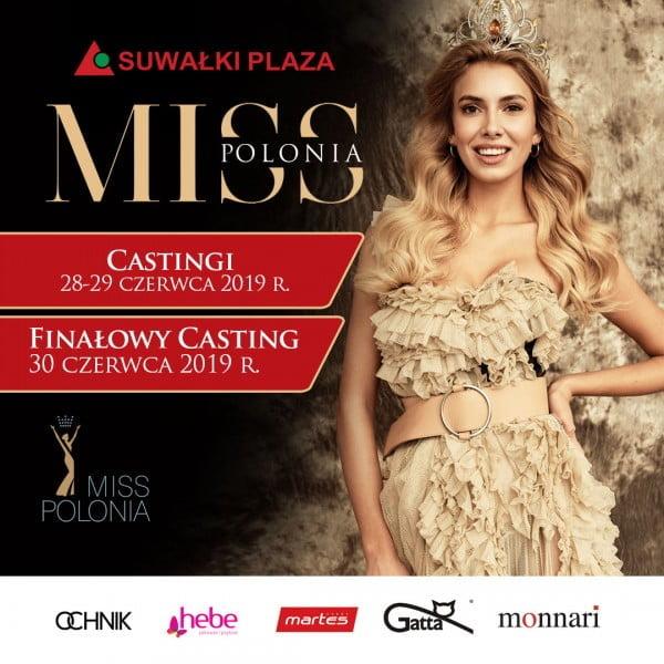 Casting na Miss Polonia Województwa Podlaskiego 2019
