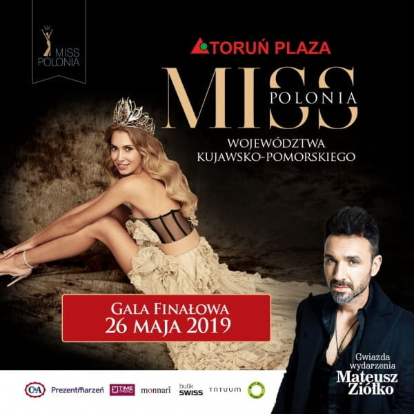 Finał Miss Polonia Województwa Kujawsko-Pomorskiego 2019