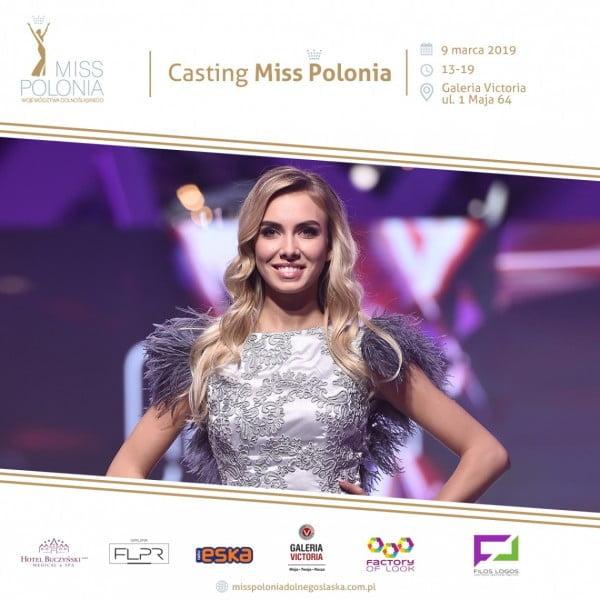 Zostań Miss Polonia Województwa Dolnośląskiego 2019