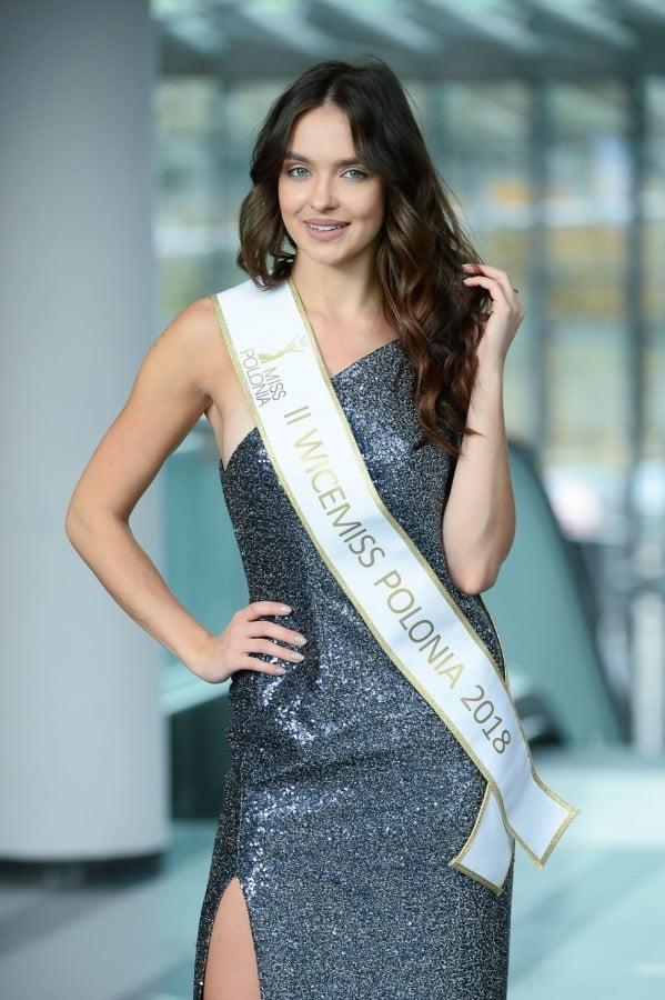 II Wicemiss Polonia Patrycja Woźniak wystartuje w Miss Grand International 2019